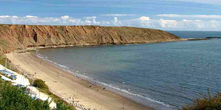 Filey Beach Sunday Times Beach of the Year