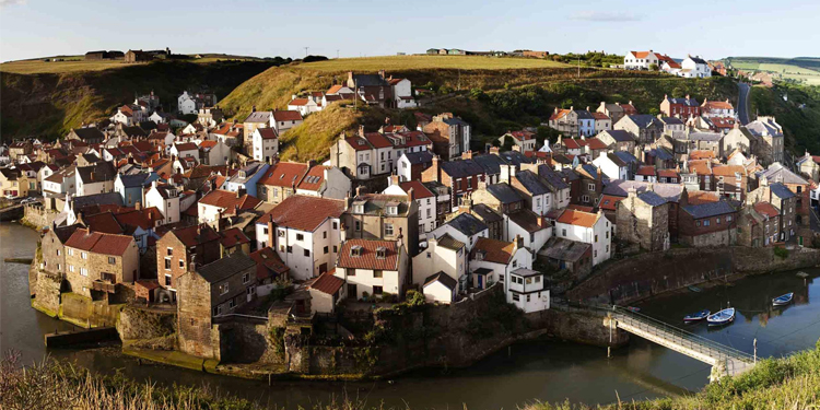 Staithes in North Yorkshire