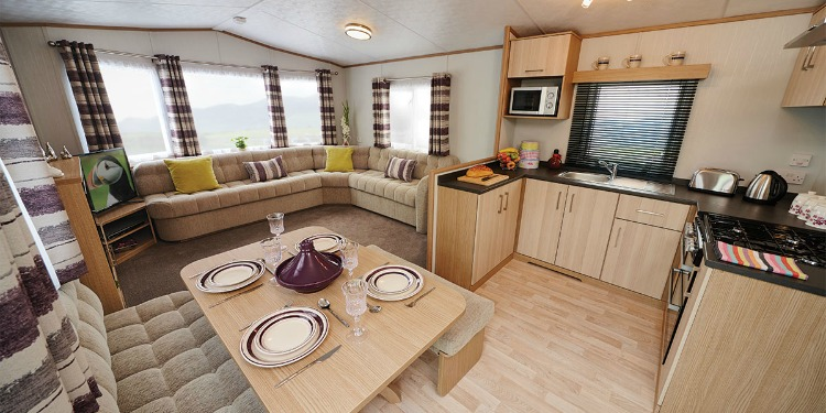 Win a luxury caravan weekend at Crows Nest