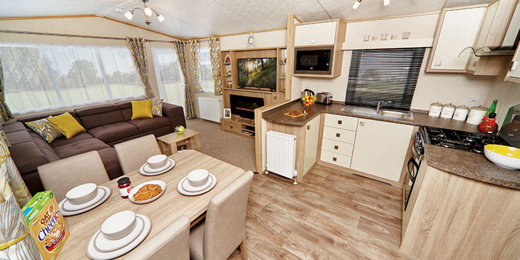 Caravan Hire at Crows Nest