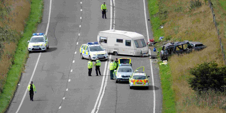 6 Tips for Towing a Caravan Safely