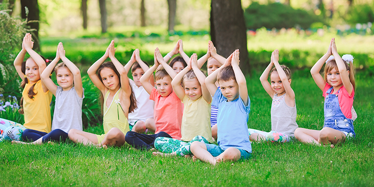 Kids Yoga Scarborough - Little Yoga Stars