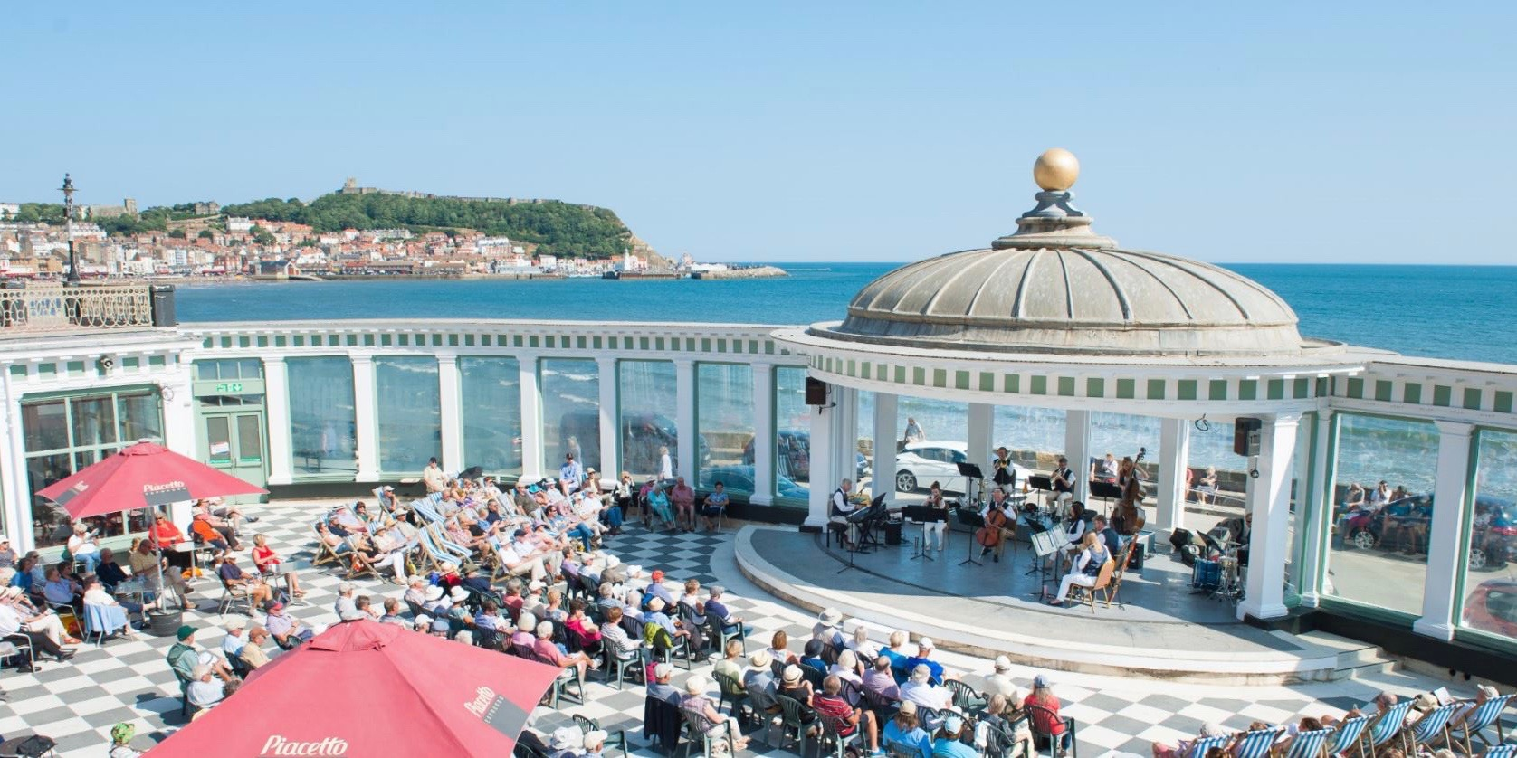 Scarborough Spa Concert Venue