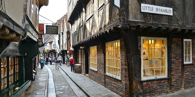 A Guide to York