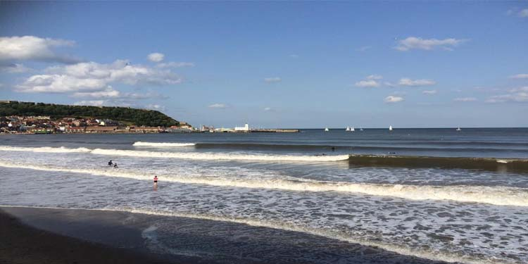 Surfing in Scarborough - A great place to Learn