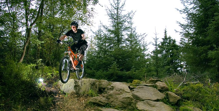 Dalby Forest Bike Races